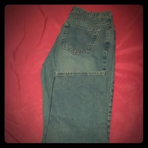 Gap Jeans 12 Ankle Loose